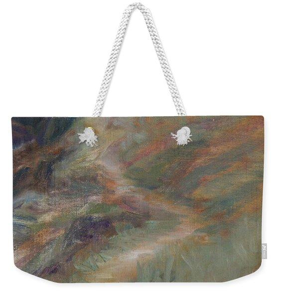 The Pathway Weekender Tote Bag