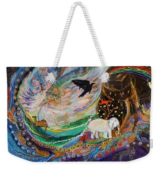 The Patriarchs Series - Ark Of Noah Weekender Tote Bag