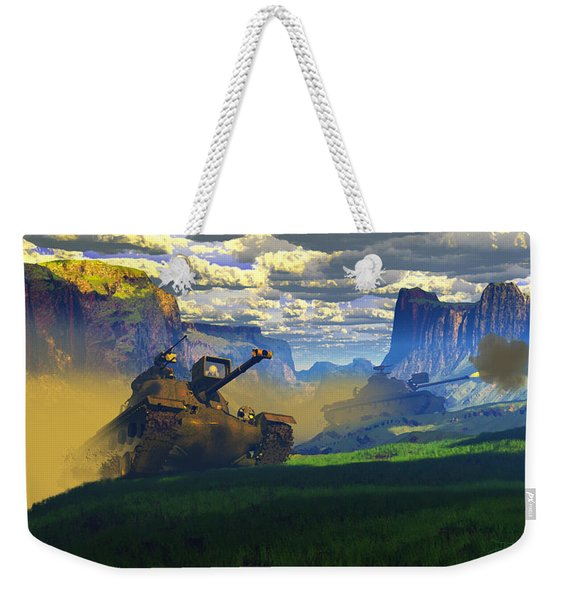 The Patton Effect Weekender Tote Bag
