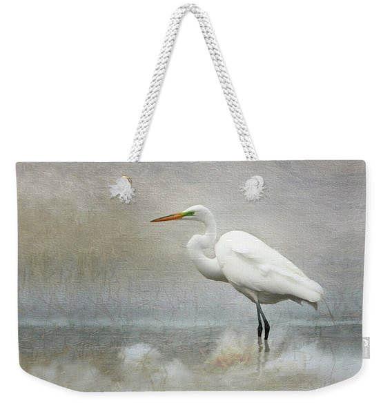 The Peace Of Wild Things Rectangle Weekender Tote Bag