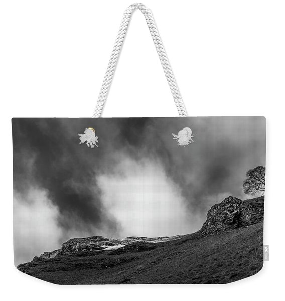 The Peak Tree Weekender Tote Bag