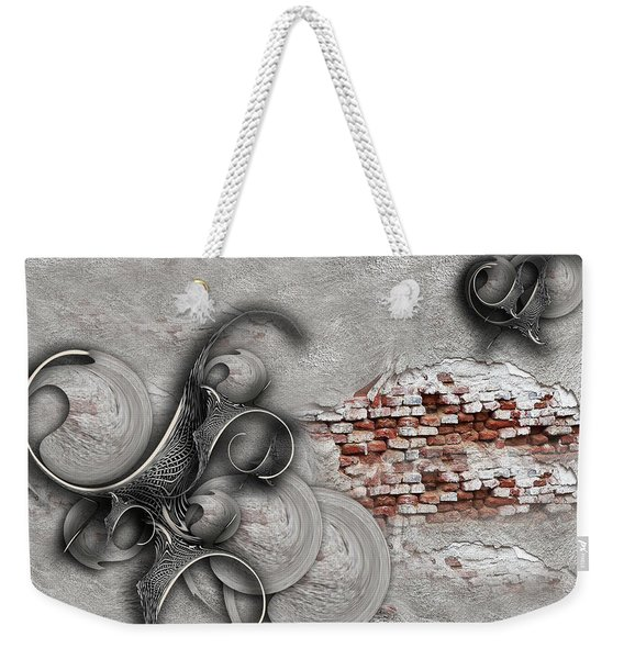 The Perceptive Compilation Weekender Tote Bag