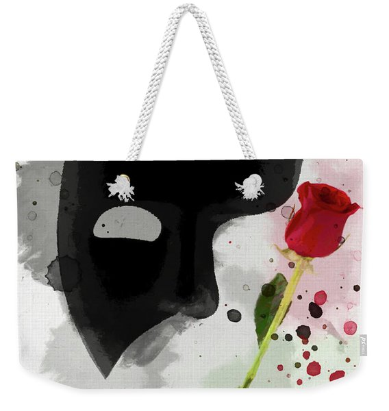 The Phantom Of The Opera Weekender Tote Bag
