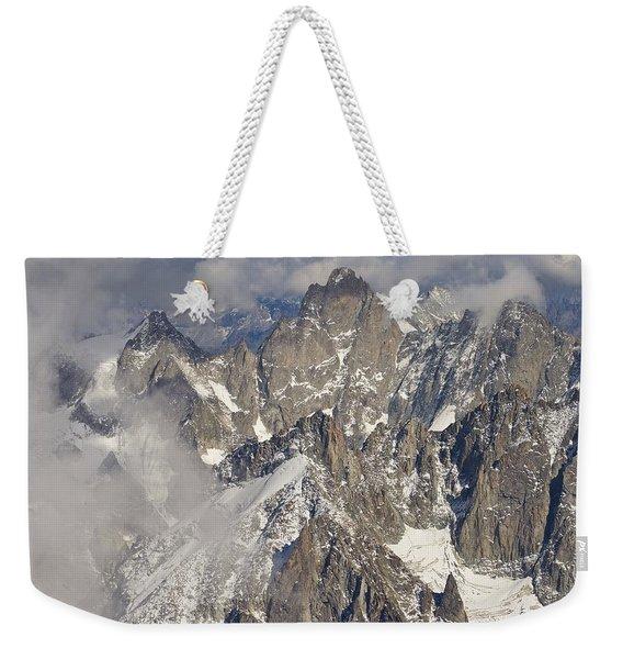 The Pinnacle Weekender Tote Bag