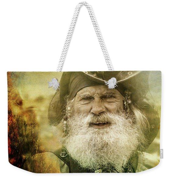 The Pirate Weekender Tote Bag