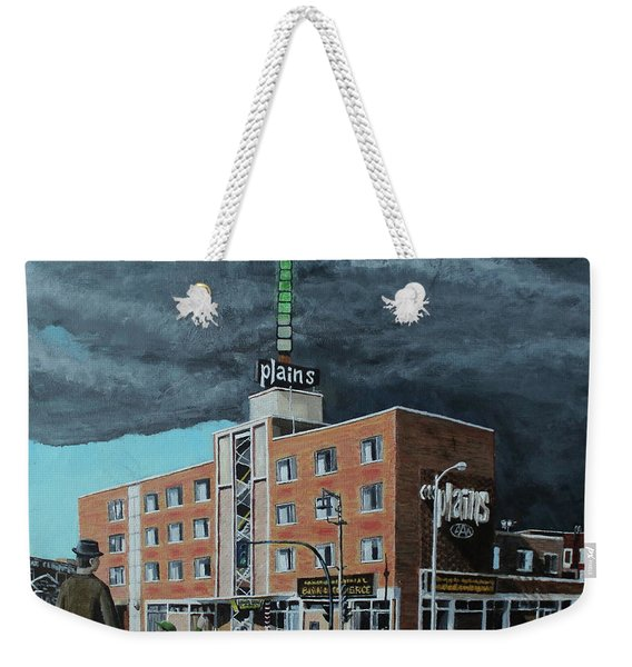 The Plains Weekender Tote Bag