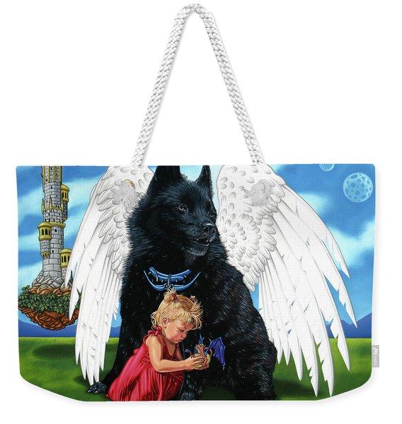 The Playmate Weekender Tote Bag