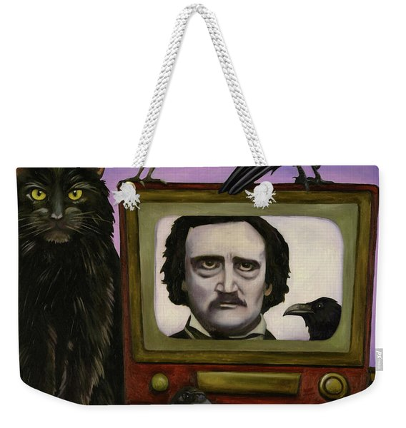 The Poe Show Weekender Tote Bag
