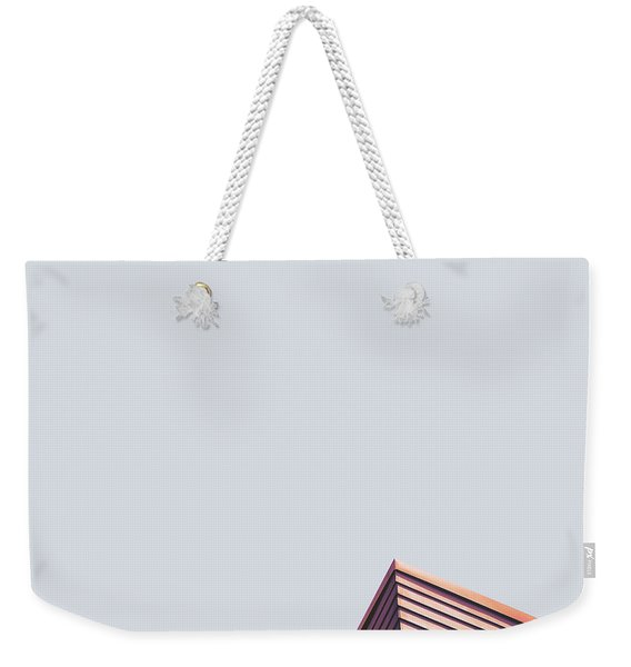 The Point Weekender Tote Bag