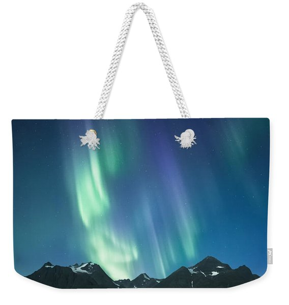 The Pond And The Fjord Weekender Tote Bag