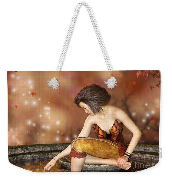 The Pool Weekender Tote Bag