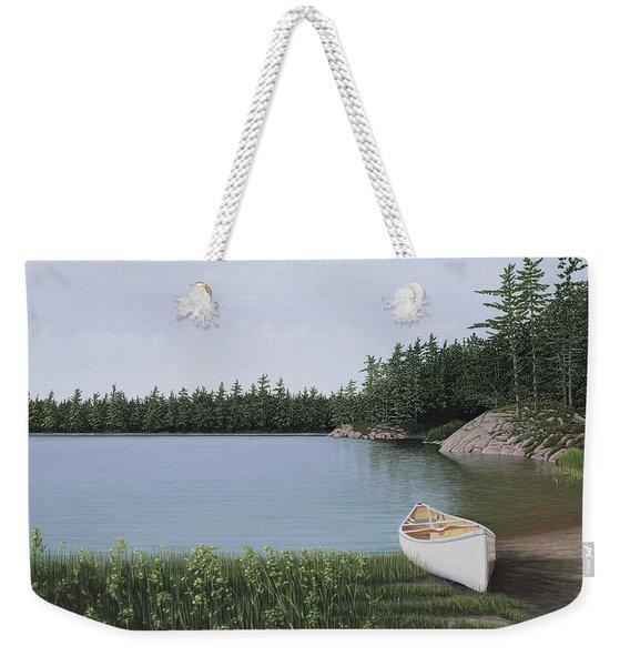 The Portage Weekender Tote Bag