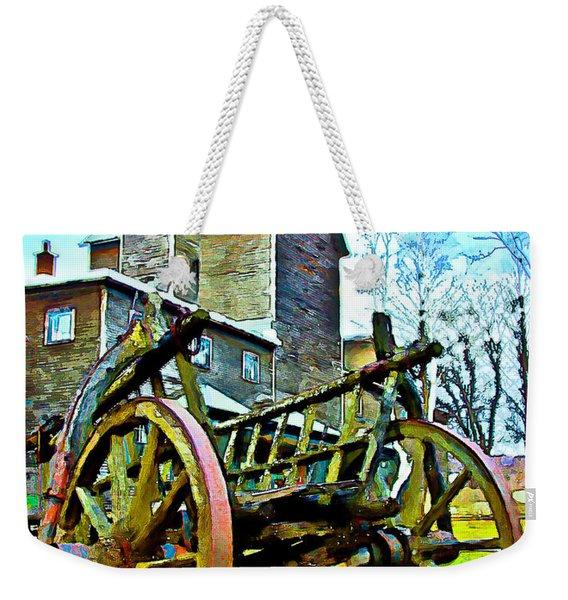 The Pottery - Bennington, Vt Weekender Tote Bag