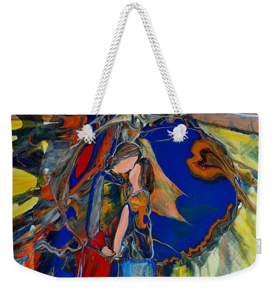 The Power Of Forgiveness Weekender Tote Bag