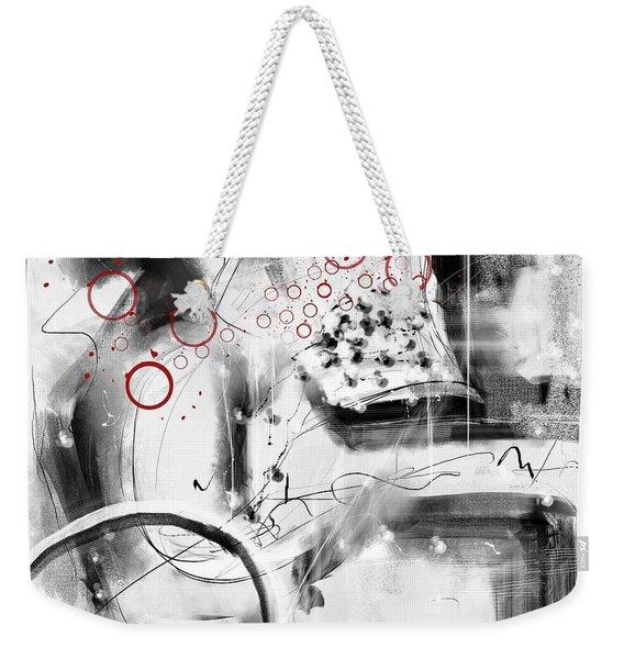 The Power Of Love Weekender Tote Bag