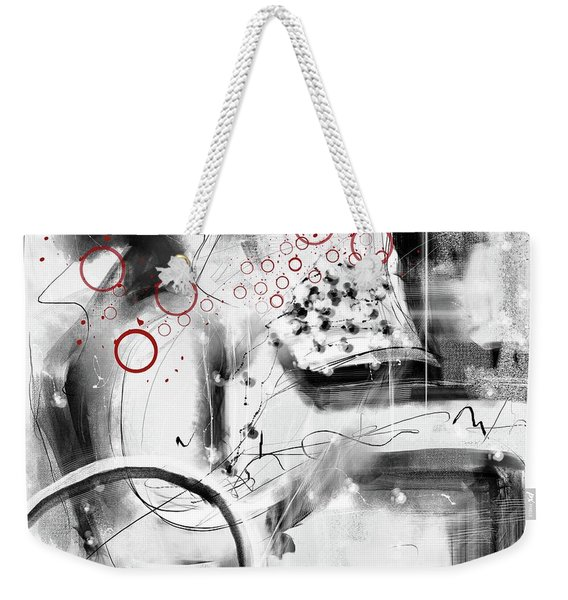 The Power Of Love Weekender Tote Bag