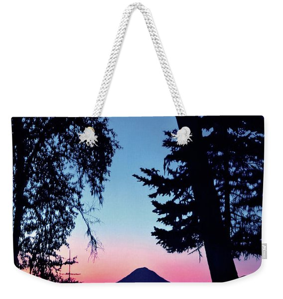 The Power Of Two Weekender Tote Bag
