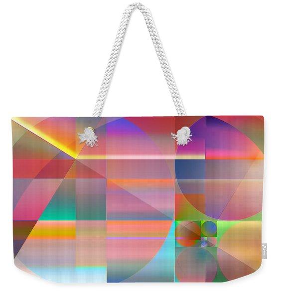The Principles Of Life Weekender Tote Bag