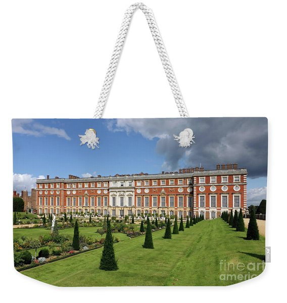 The Privy Garden Hampton Court Weekender Tote Bag