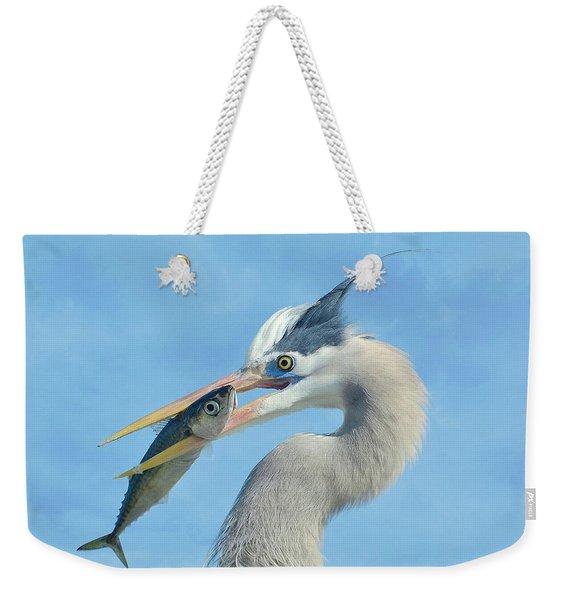 The Prize 7 Weekender Tote Bag