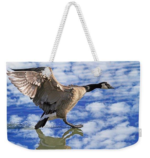 The Professional Weekender Tote Bag