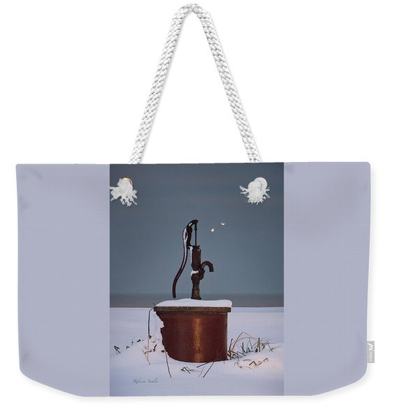 The Pump Weekender Tote Bag