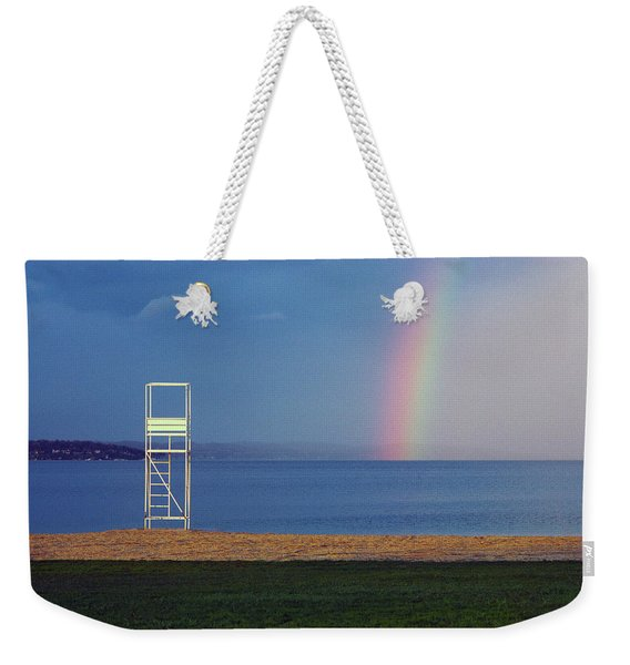 The Quiet Season - Lake Geneva Wisconsin Weekender Tote Bag