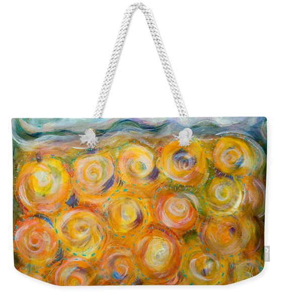 The Quilt Weekender Tote Bag