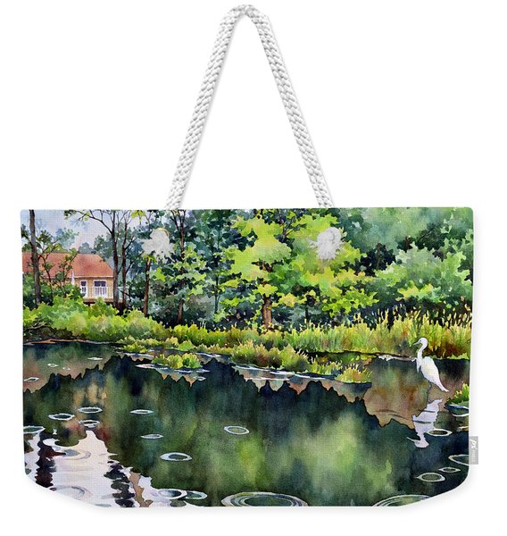The Rainfisher Weekender Tote Bag