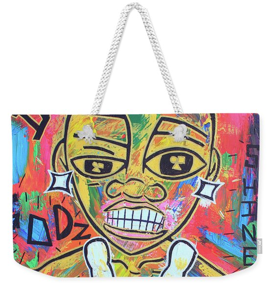 The Rappers Delight  Weekender Tote Bag