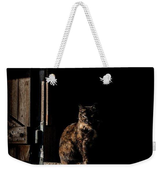 The Rat Catcher Weekender Tote Bag