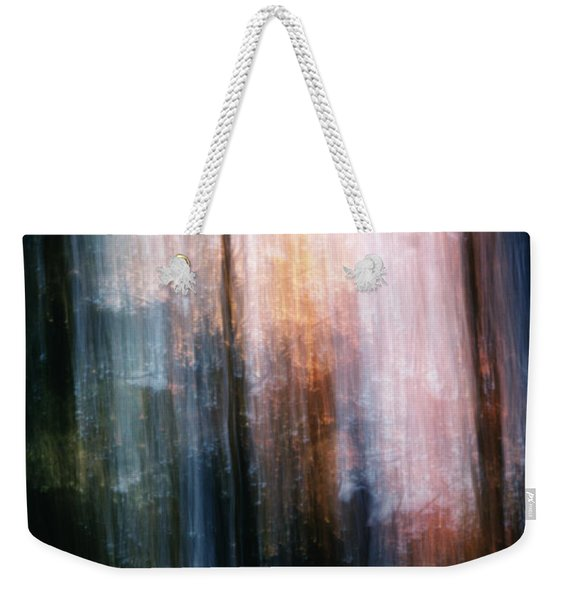 The Realm Of Light Weekender Tote Bag