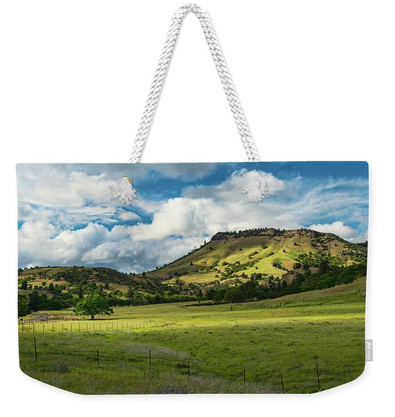 The Reason Weekender Tote Bag