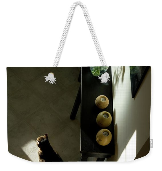 The Reception Hall Weekender Tote Bag