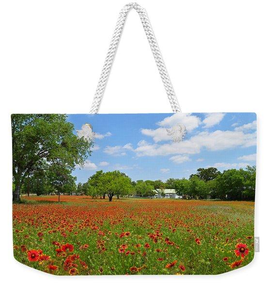 The Red Carpet Weekender Tote Bag