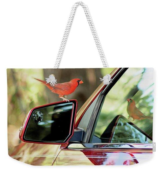 The Red Menace Weekender Tote Bag
