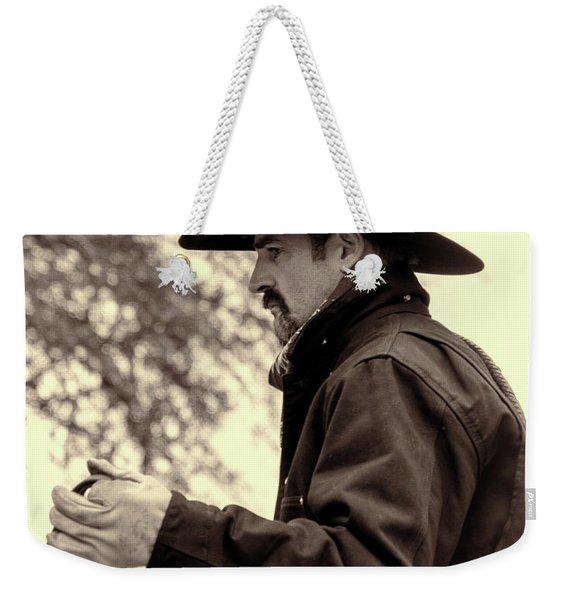 The Reins  Weekender Tote Bag