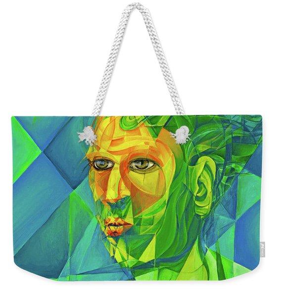 The Reinvention Weekender Tote Bag
