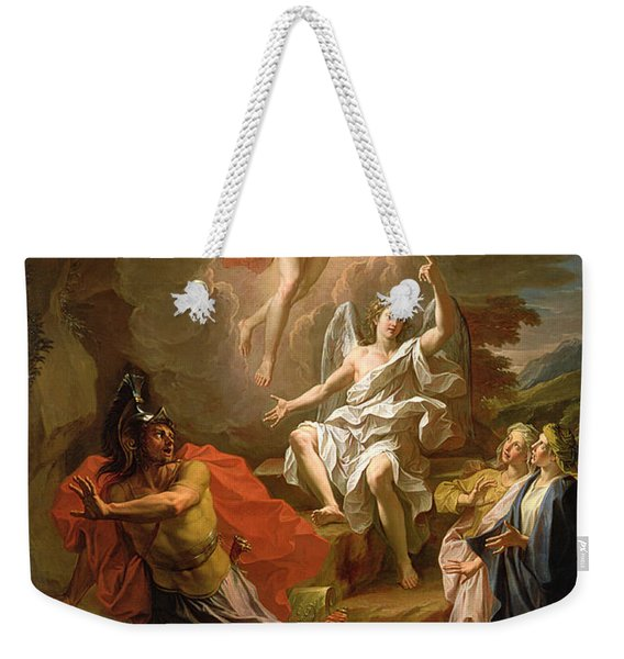 The Resurrection Of Christ Weekender Tote Bag