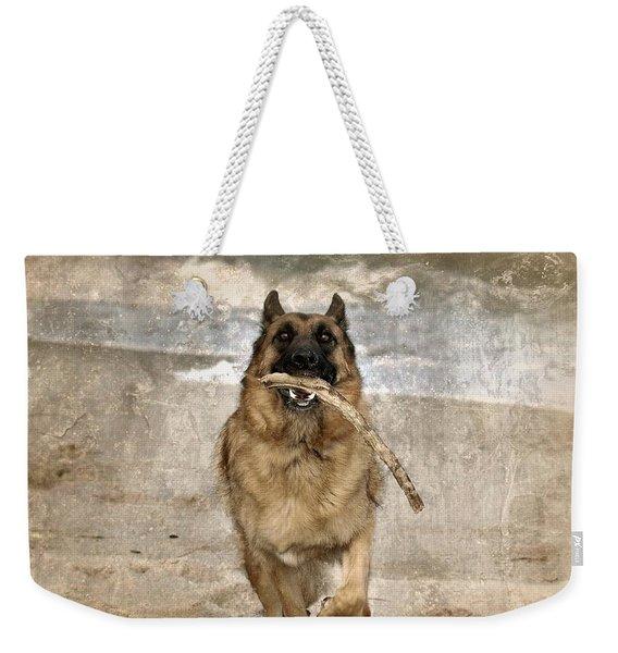 The Retrieve Weekender Tote Bag