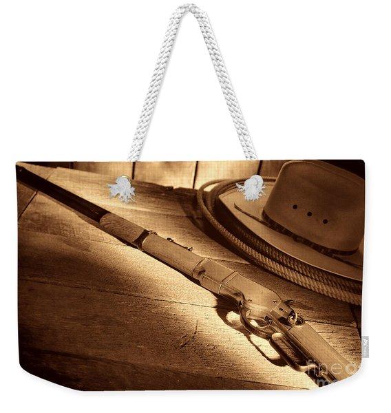 The Rifle Weekender Tote Bag