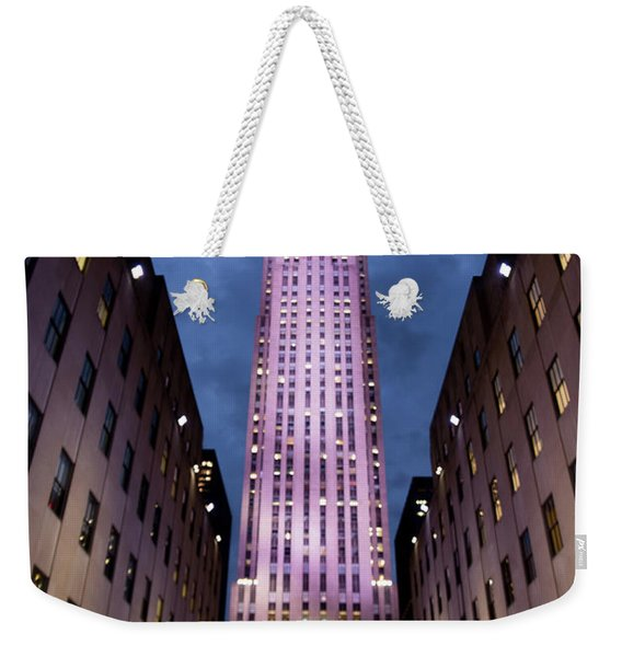 The Right Light Weekender Tote Bag