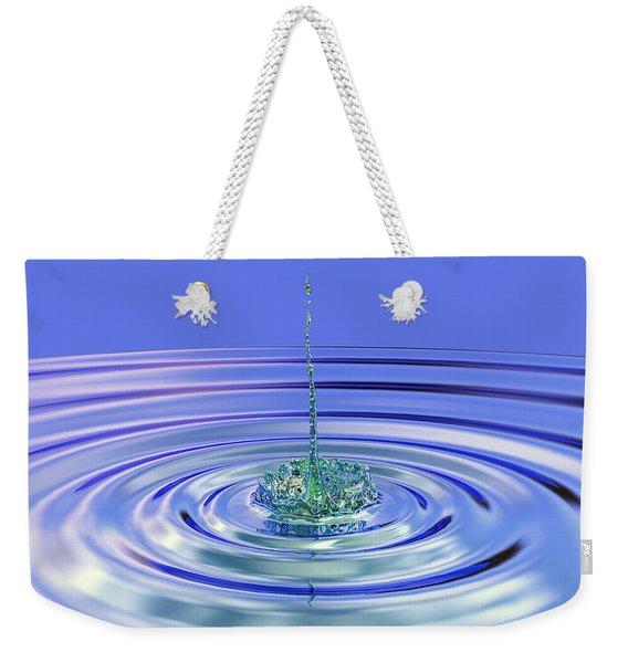 The Ripple Effect Weekender Tote Bag