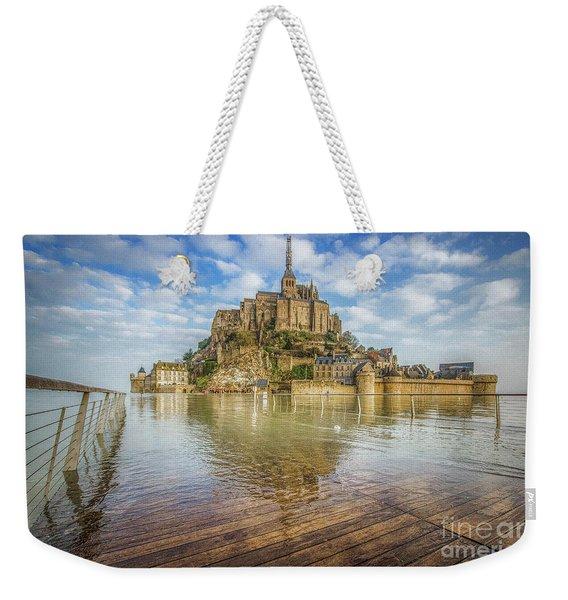 The Rising Tide Weekender Tote Bag