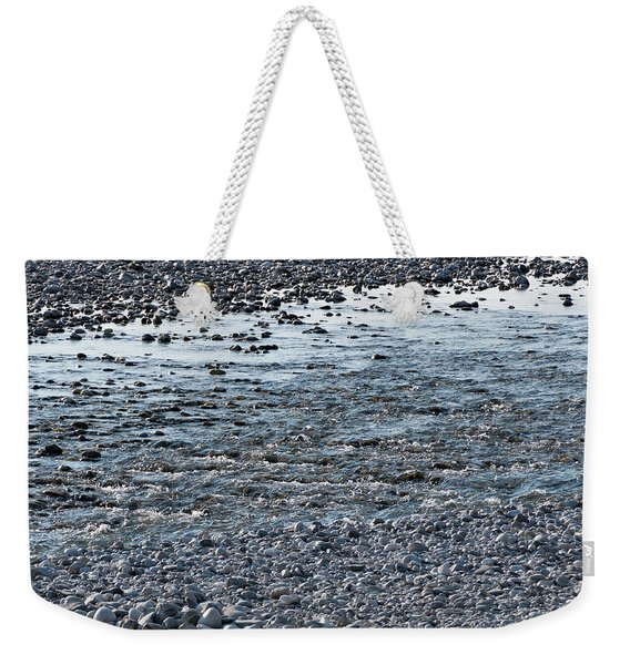 The River Of Youth Weekender Tote Bag