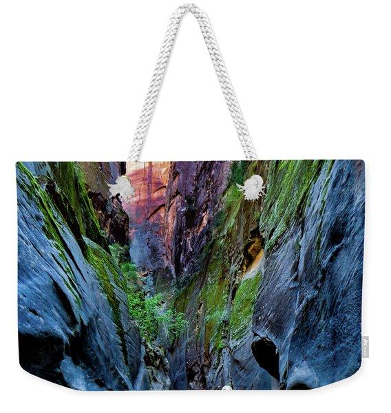 The Riverbend Weekender Tote Bag