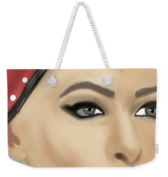 The Rivitar Weekender Tote Bag