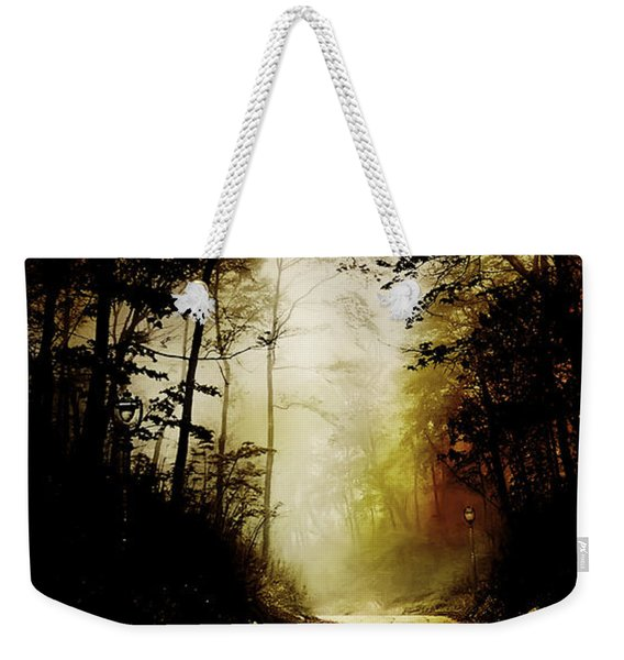 The Road To Hell Take 2 Weekender Tote Bag
