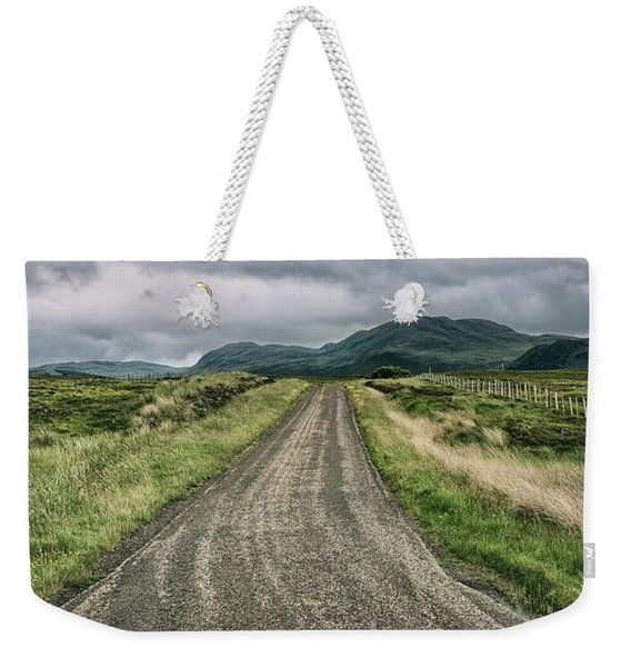 The Road To Tongue Weekender Tote Bag