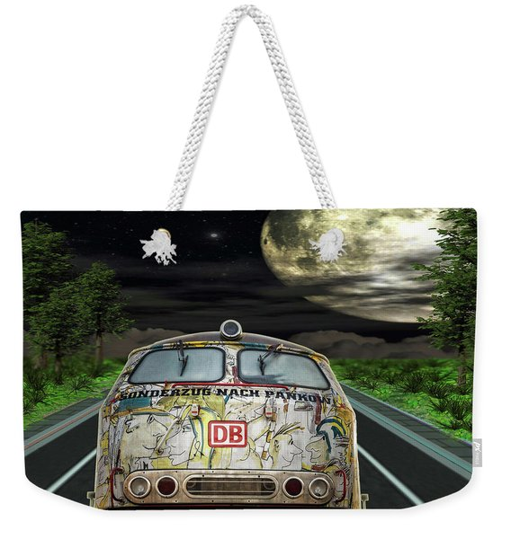 The Road Trip Weekender Tote Bag